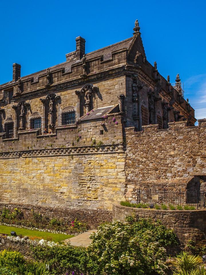 苏格兰斯特灵城堡,城外的世界_图1-10