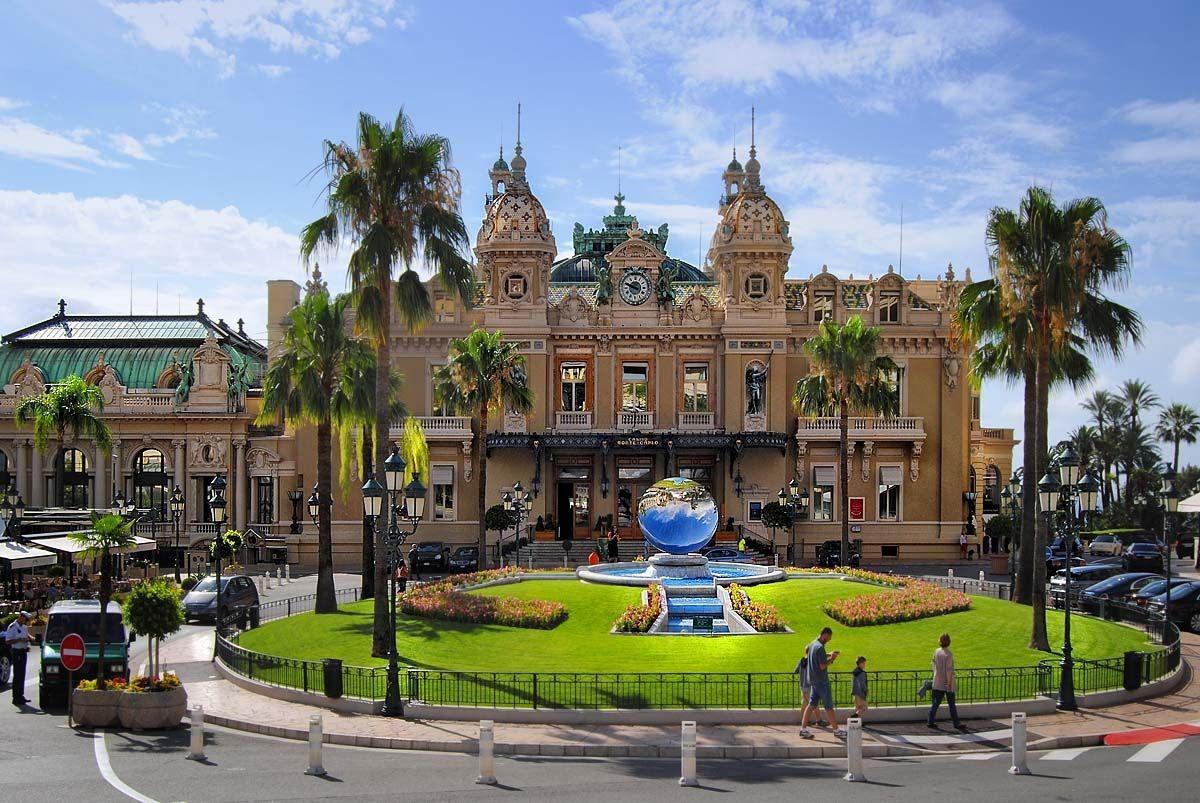 摩纳哥公国:蒙特卡洛及周边地区_图1-1