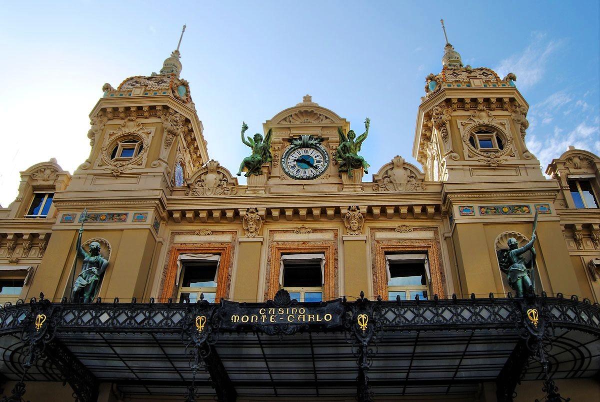 摩纳哥公国:蒙特卡洛及周边地区_图1-3