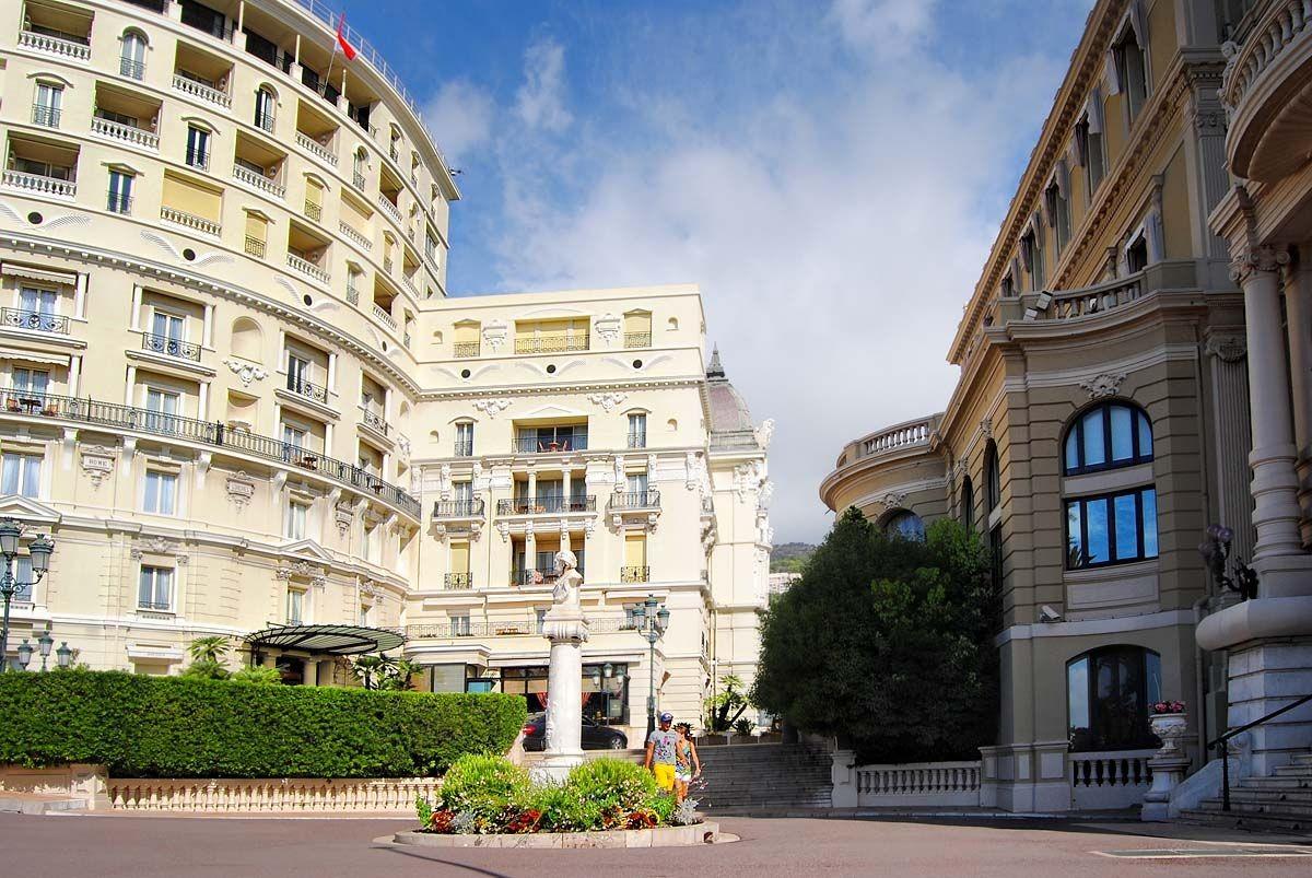 摩纳哥公国:蒙特卡洛及周边地区_图1-12