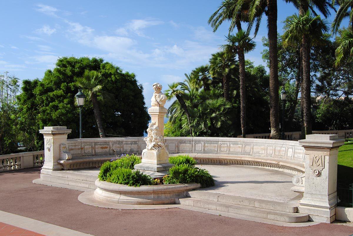 摩纳哥公国:蒙特卡洛及周边地区_图1-14
