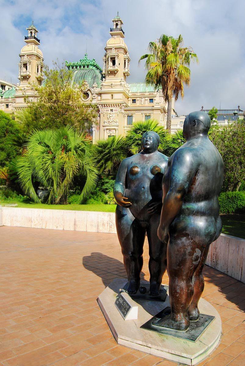 摩纳哥公国:蒙特卡洛及周边地区_图1-17