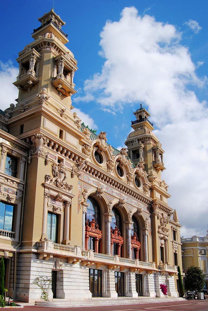 摩纳哥公国:蒙特卡洛及周边地区_图1-20