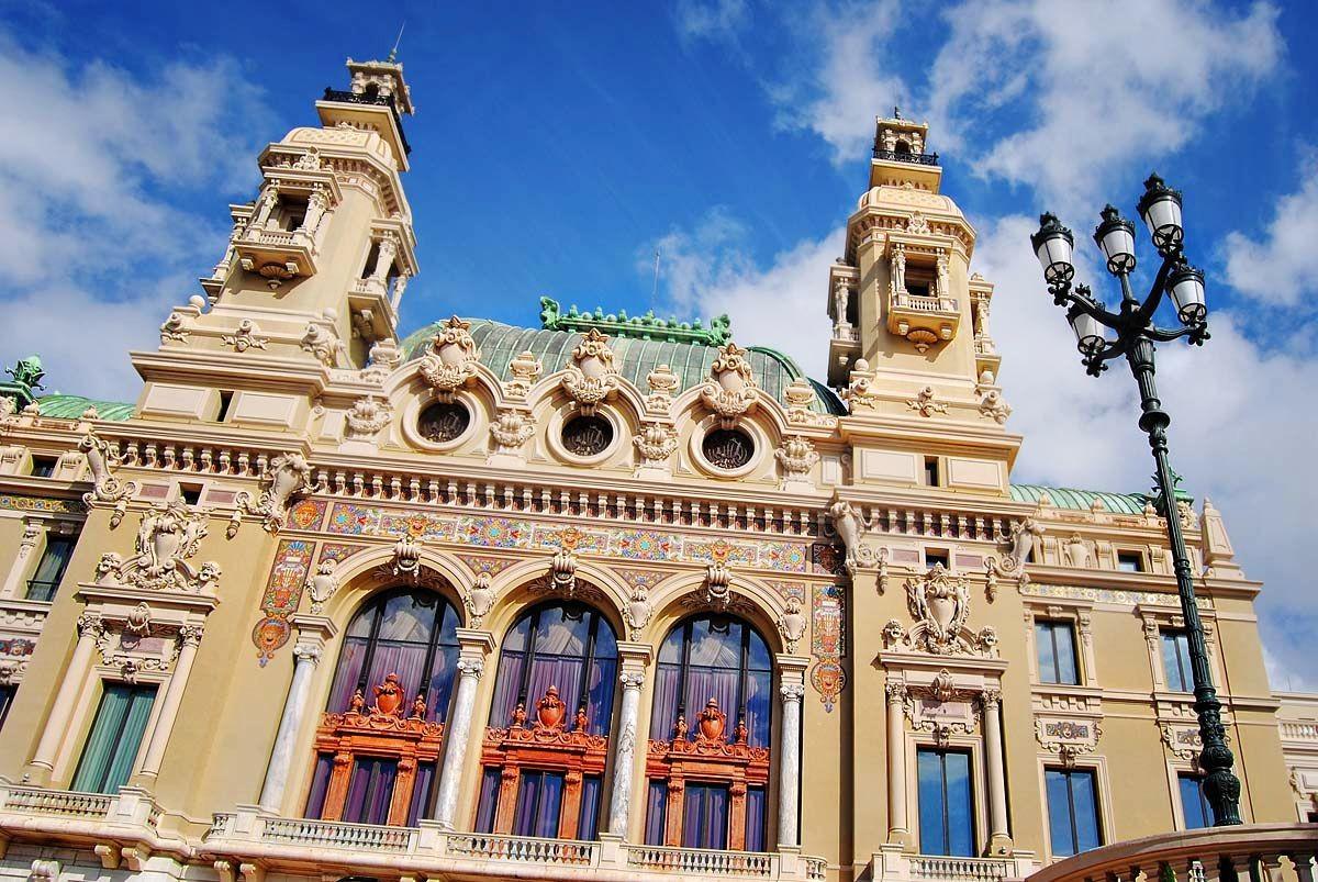 摩纳哥公国:蒙特卡洛及周边地区_图1-21