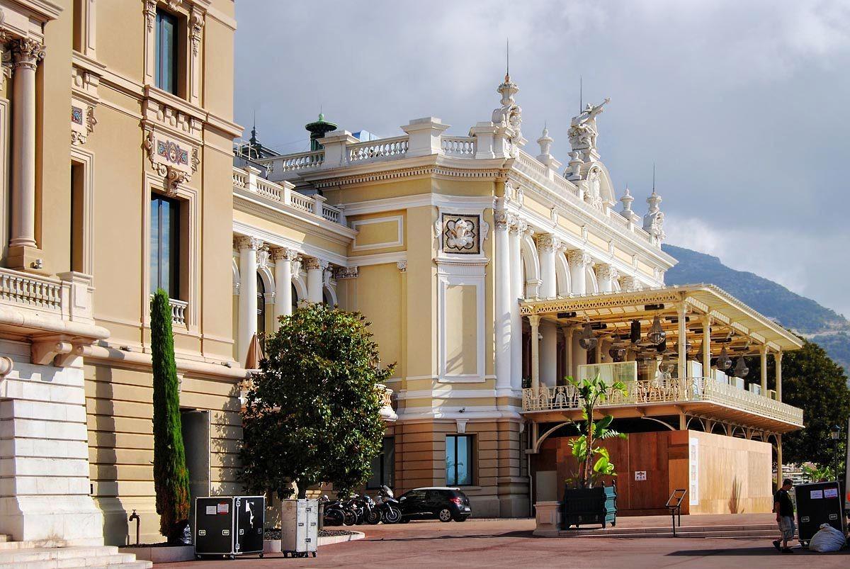 摩纳哥公国:蒙特卡洛及周边地区_图1-24
