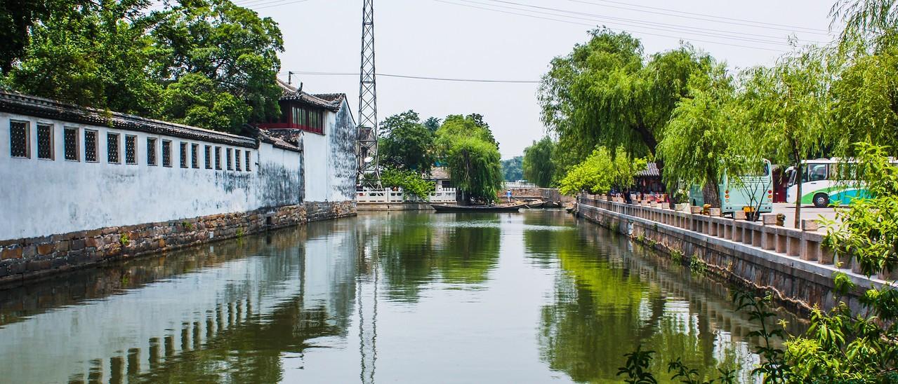 苏州藕园,江南水景_图1-7