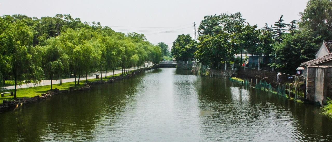 苏州藕园,江南水景_图1-3