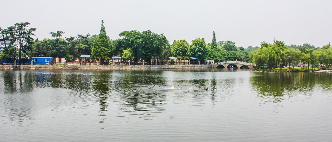 苏州藕园,江南水景_图1-5