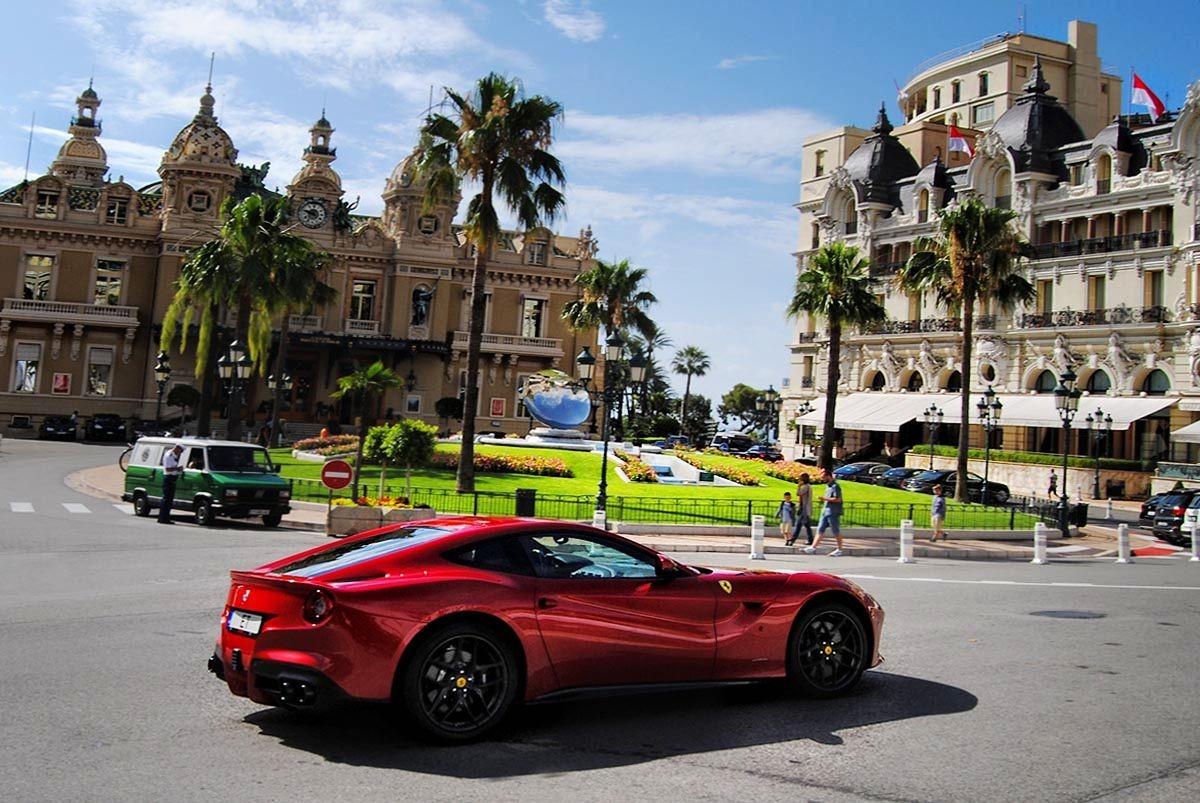 摩纳哥公国:蒙特卡洛及周边地区2_图1-1
