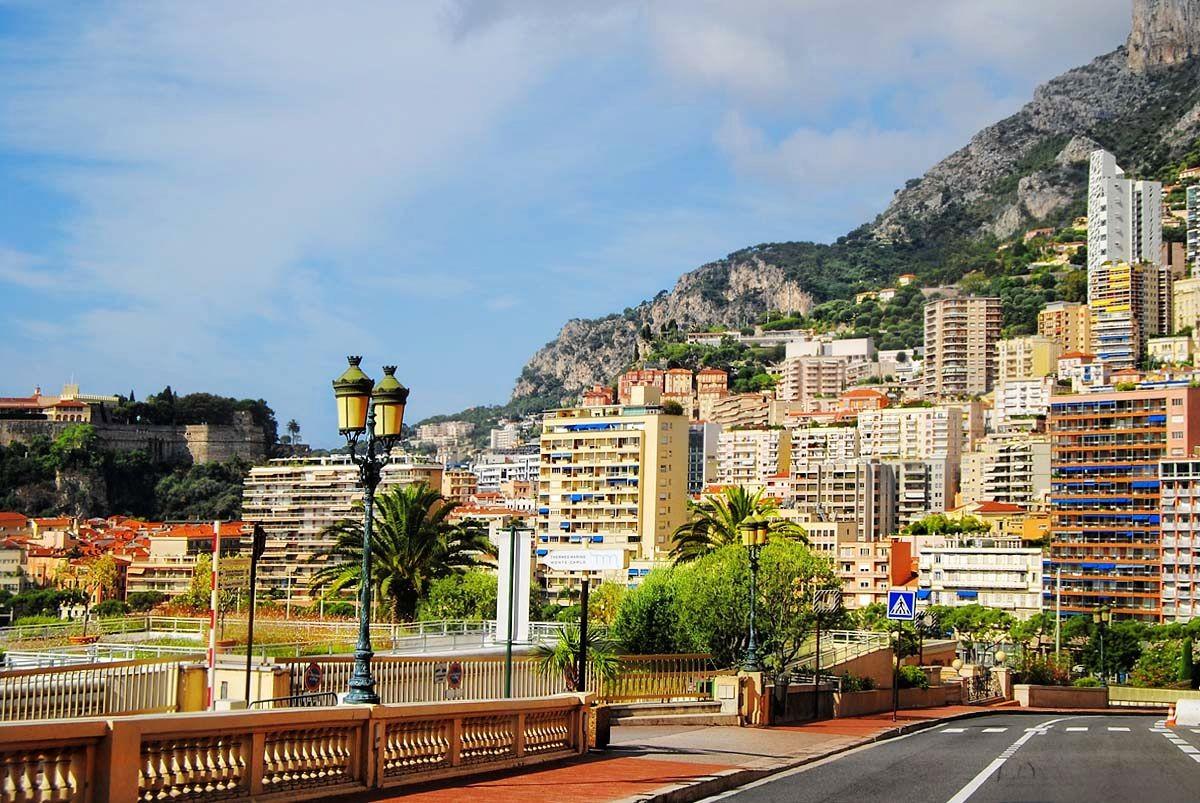 摩纳哥公国:蒙特卡洛及周边地区2_图1-7
