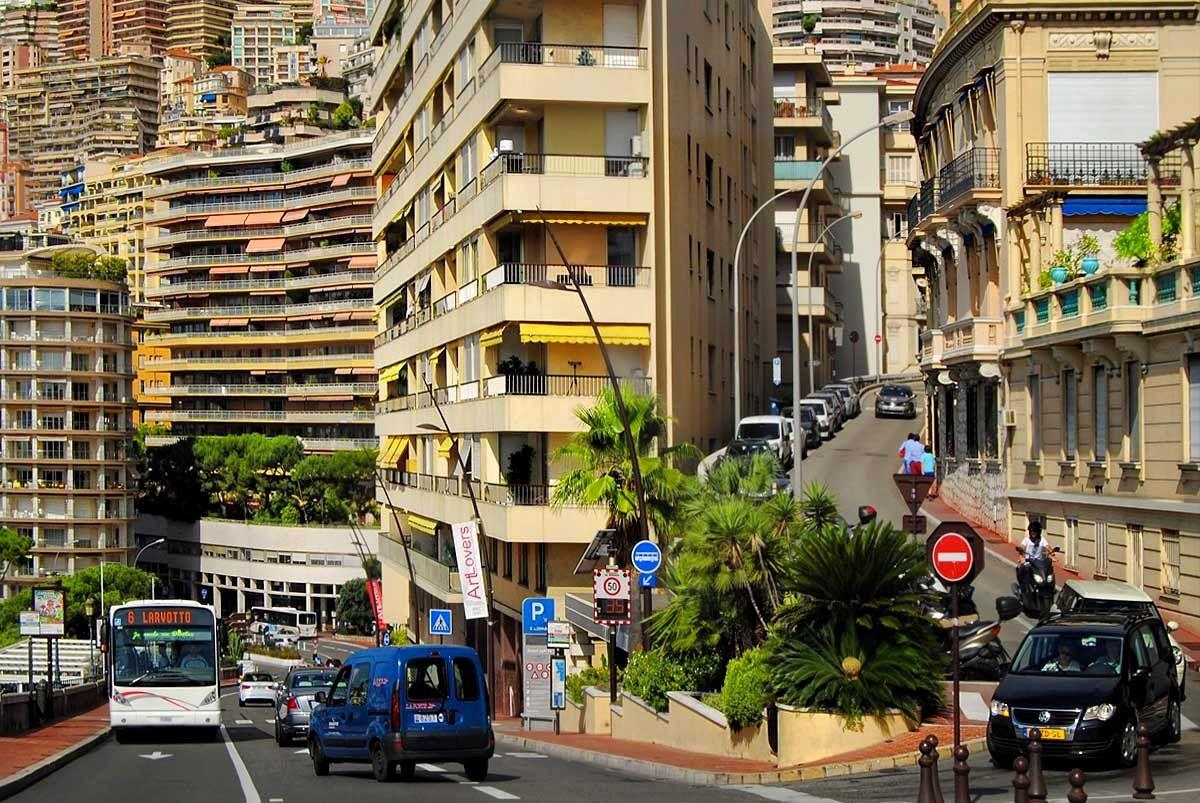 摩纳哥公国:蒙特卡洛及周边地区2_图1-8