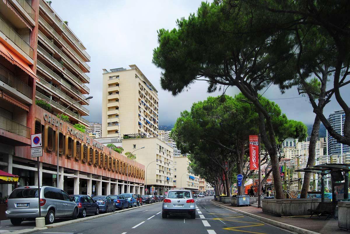 摩纳哥公国:蒙特卡洛及周边地区2_图1-9