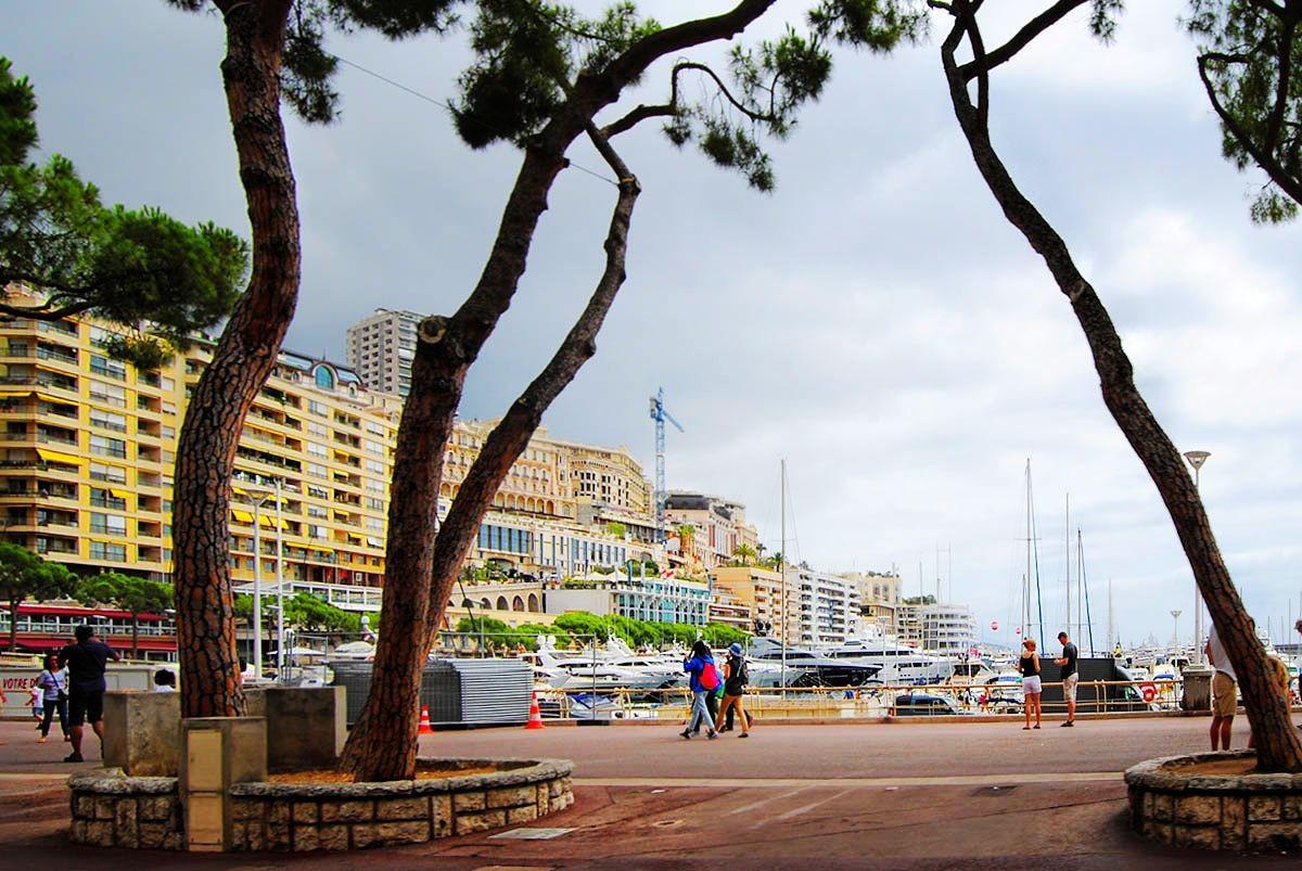 摩纳哥公国:蒙特卡洛及周边地区2_图1-11
