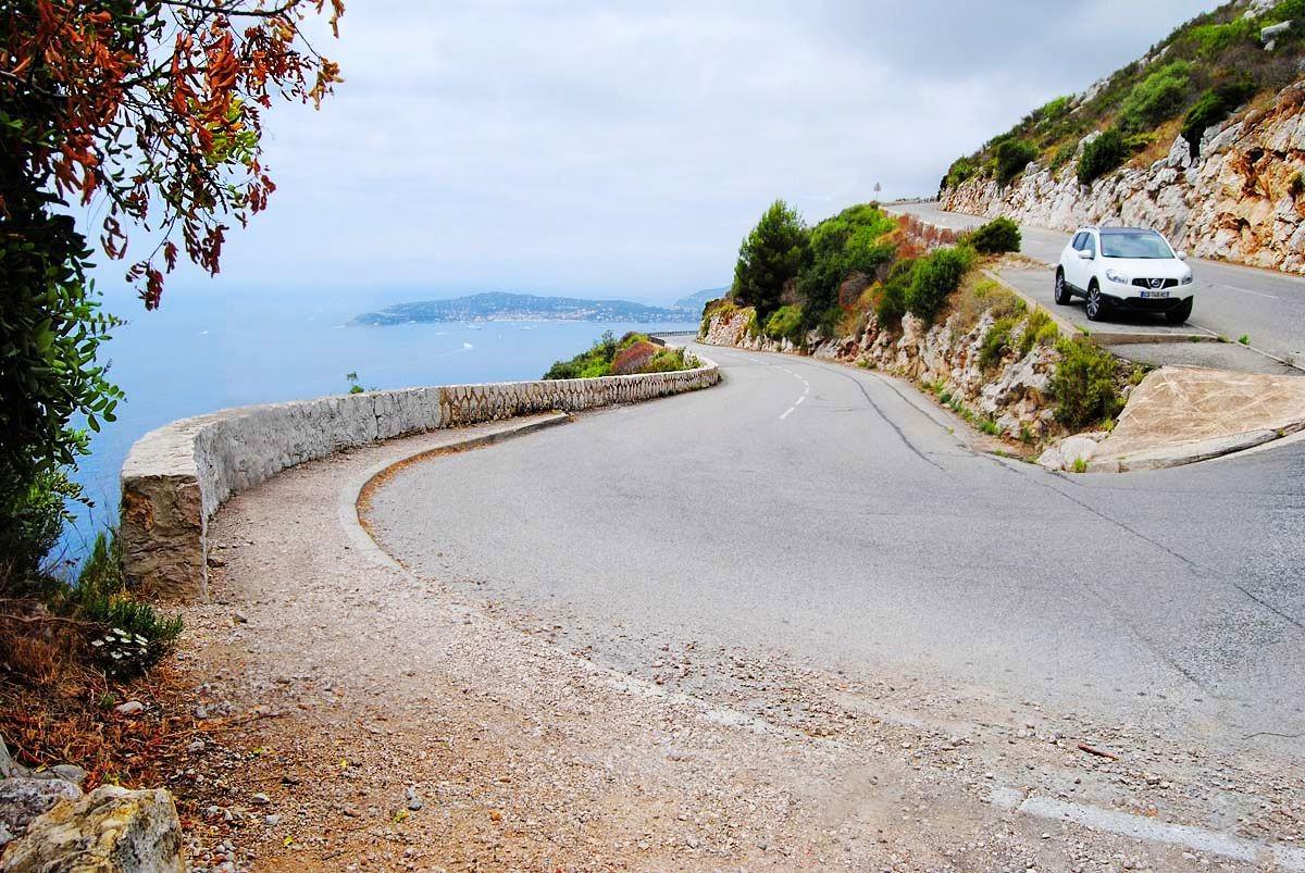 摩纳哥公国:蒙特卡洛及周边地区2_图1-16