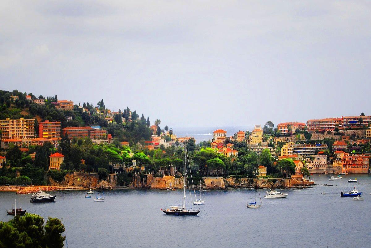 摩纳哥公国:蒙特卡洛及周边地区2_图1-22
