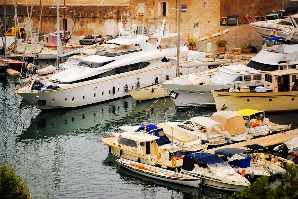 摩纳哥公国:蒙特卡洛及周边地区2_图1-23