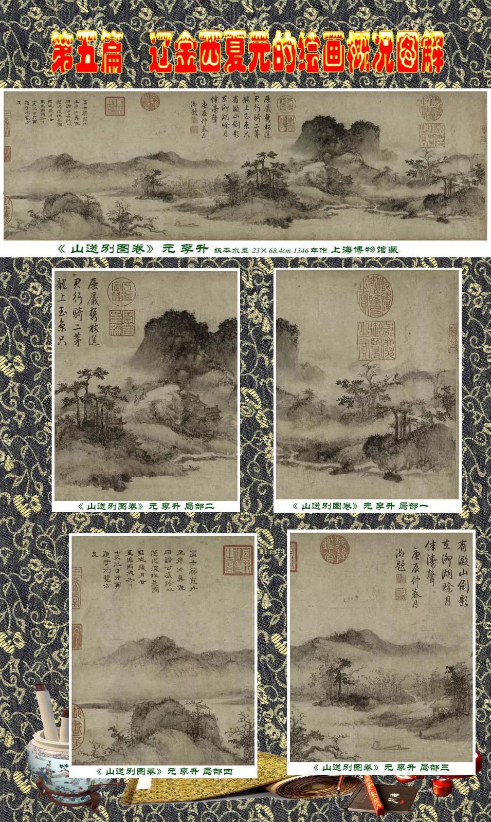 顾绍骅编辑 中国画知识普及版 第五篇 辽金西夏元的绘画概况 下 ... ..._图1-14