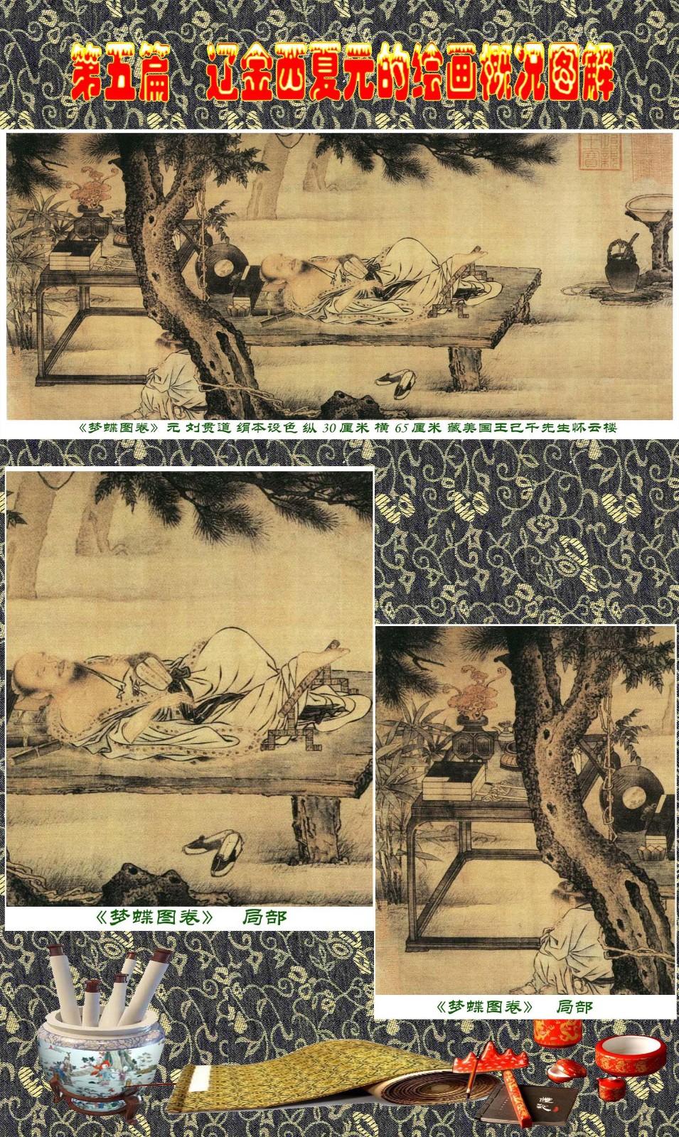 顾绍骅编辑 中国画知识普及版 第五篇 辽金西夏元的绘画概况 下 ... ..._图1-19