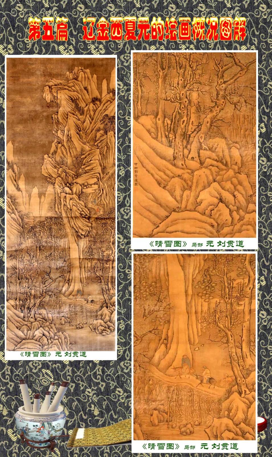 顾绍骅编辑 中国画知识普及版 第五篇 辽金西夏元的绘画概况 下 ... ..._图1-21