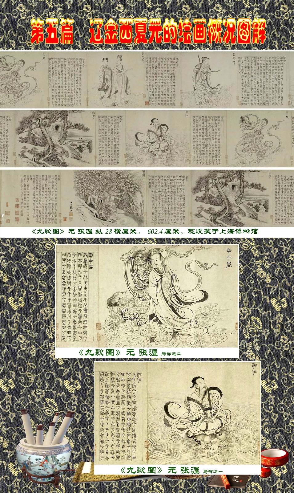 顾绍骅编辑 中国画知识普及版 第五篇 辽金西夏元的绘画概况 下 ... ..._图1-24