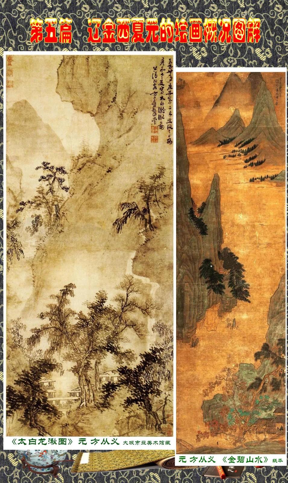 顾绍骅编辑 中国画知识普及版 第五篇 辽金西夏元的绘画概况 下 ... ..._图1-44