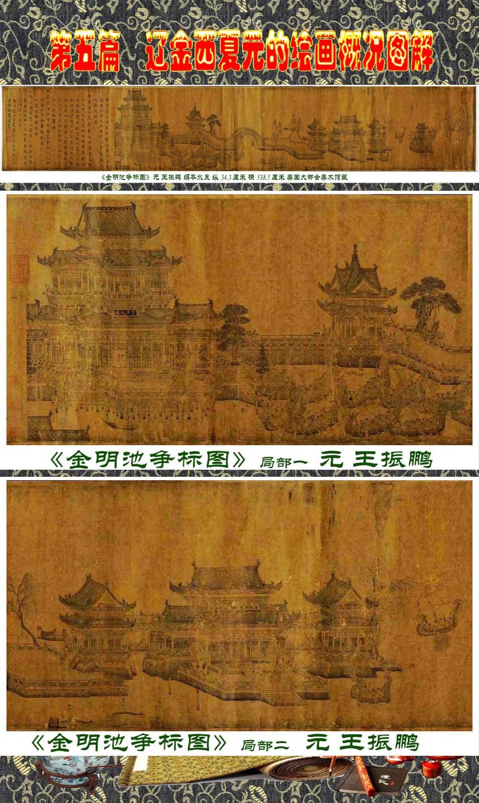 顾绍骅编辑 中国画知识普及版 第五篇 辽金西夏元的绘画概况 下 ... ..._图1-47