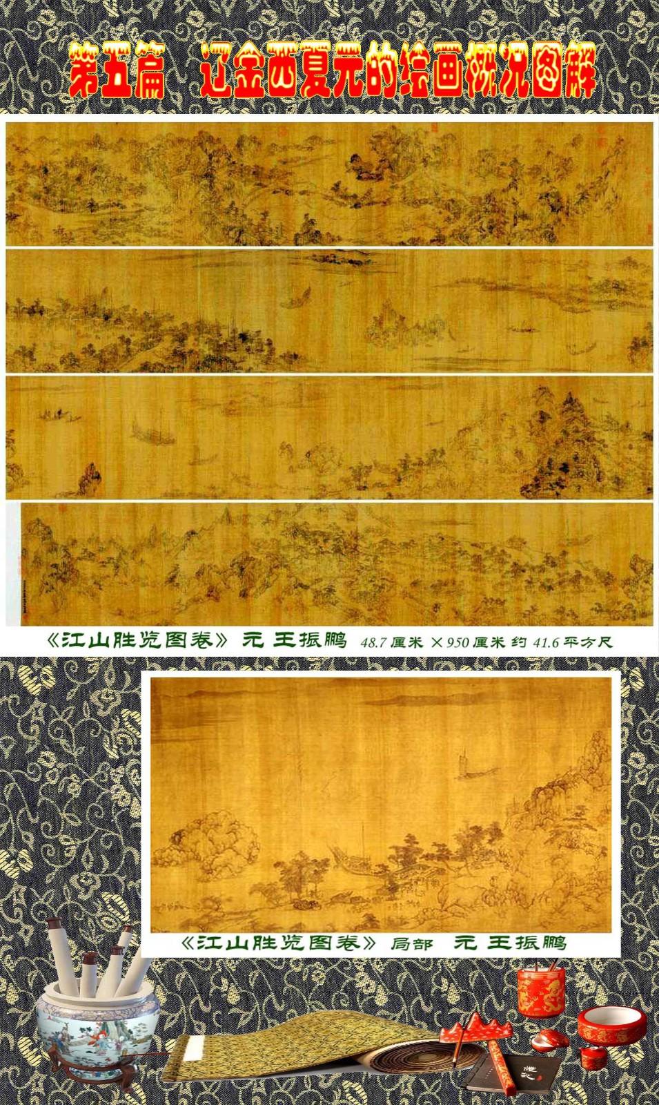 顾绍骅编辑 中国画知识普及版 第五篇 辽金西夏元的绘画概况 下 ... ..._图1-49