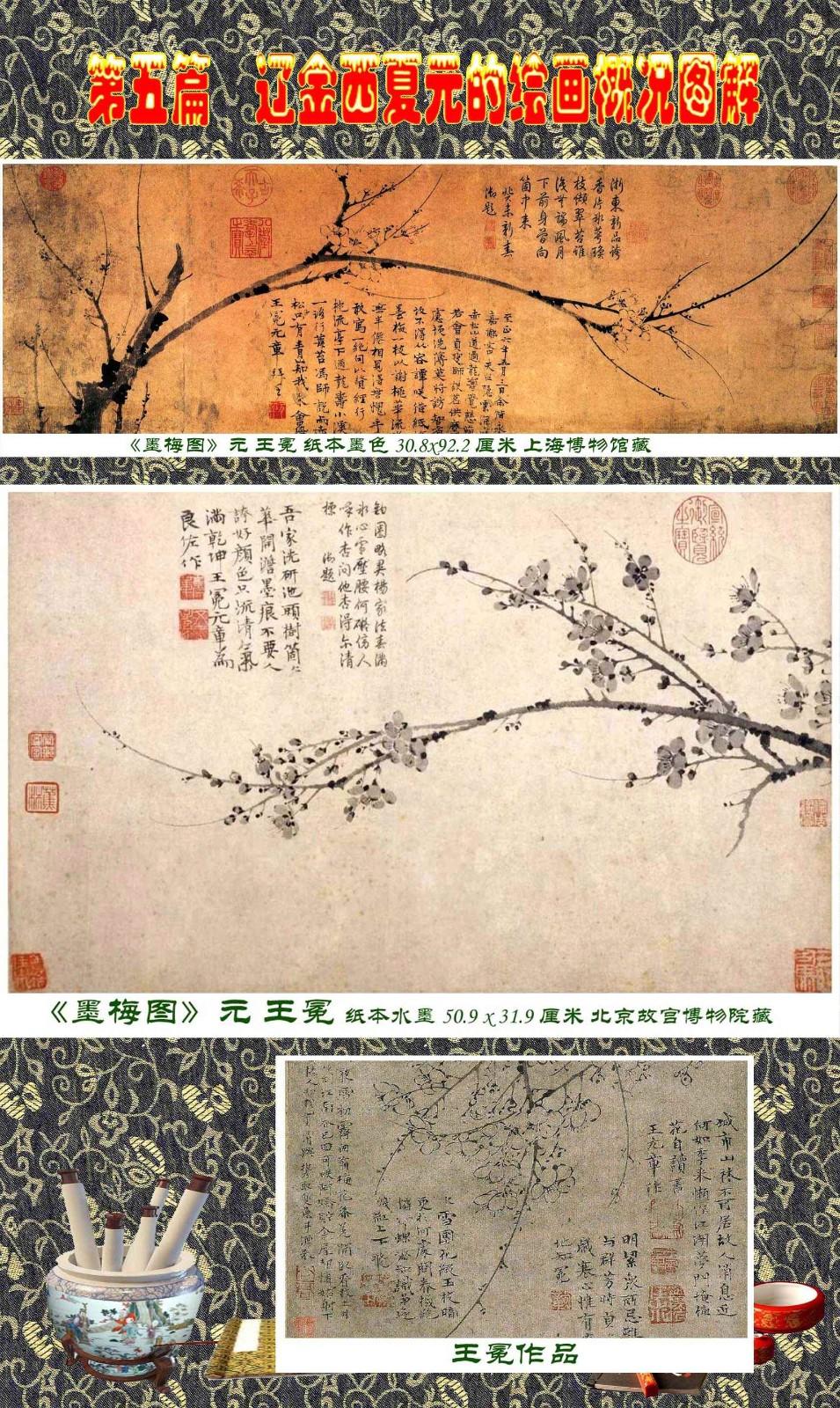 顾绍骅编辑 中国画知识普及版 第五篇 辽金西夏元的绘画概况 下 ... ..._图1-54