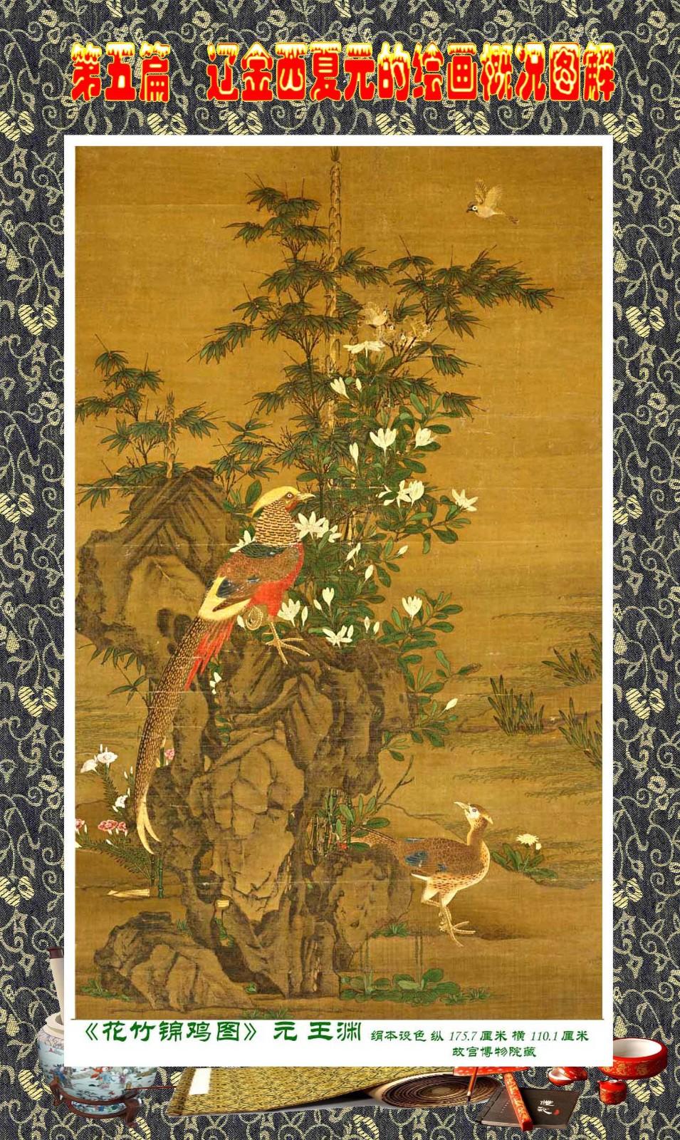 顾绍骅编辑 中国画知识普及版 第五篇 辽金西夏元的绘画概况 下 ... ..._图1-62
