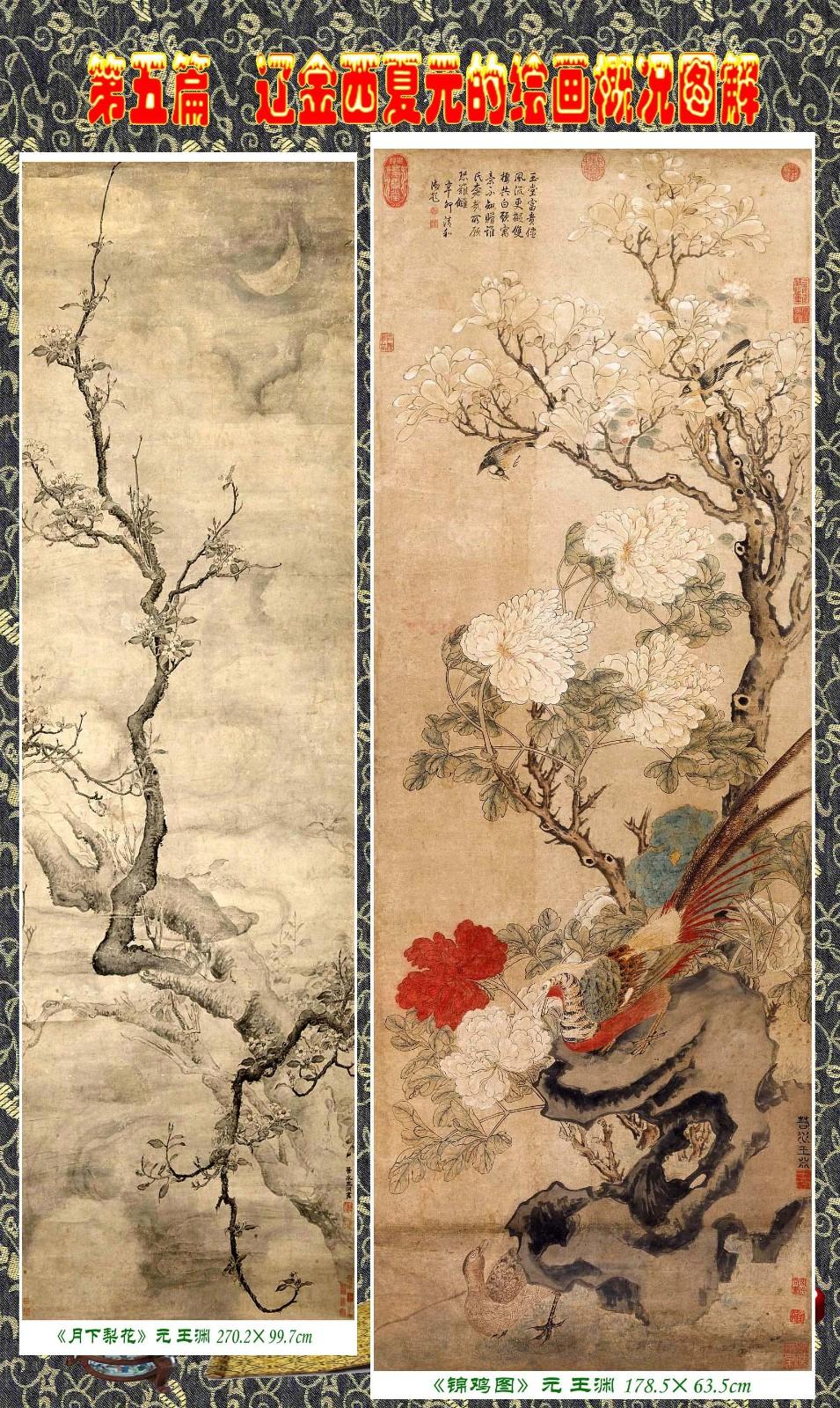 顾绍骅编辑 中国画知识普及版 第五篇 辽金西夏元的绘画概况 下 ... ..._图1-68