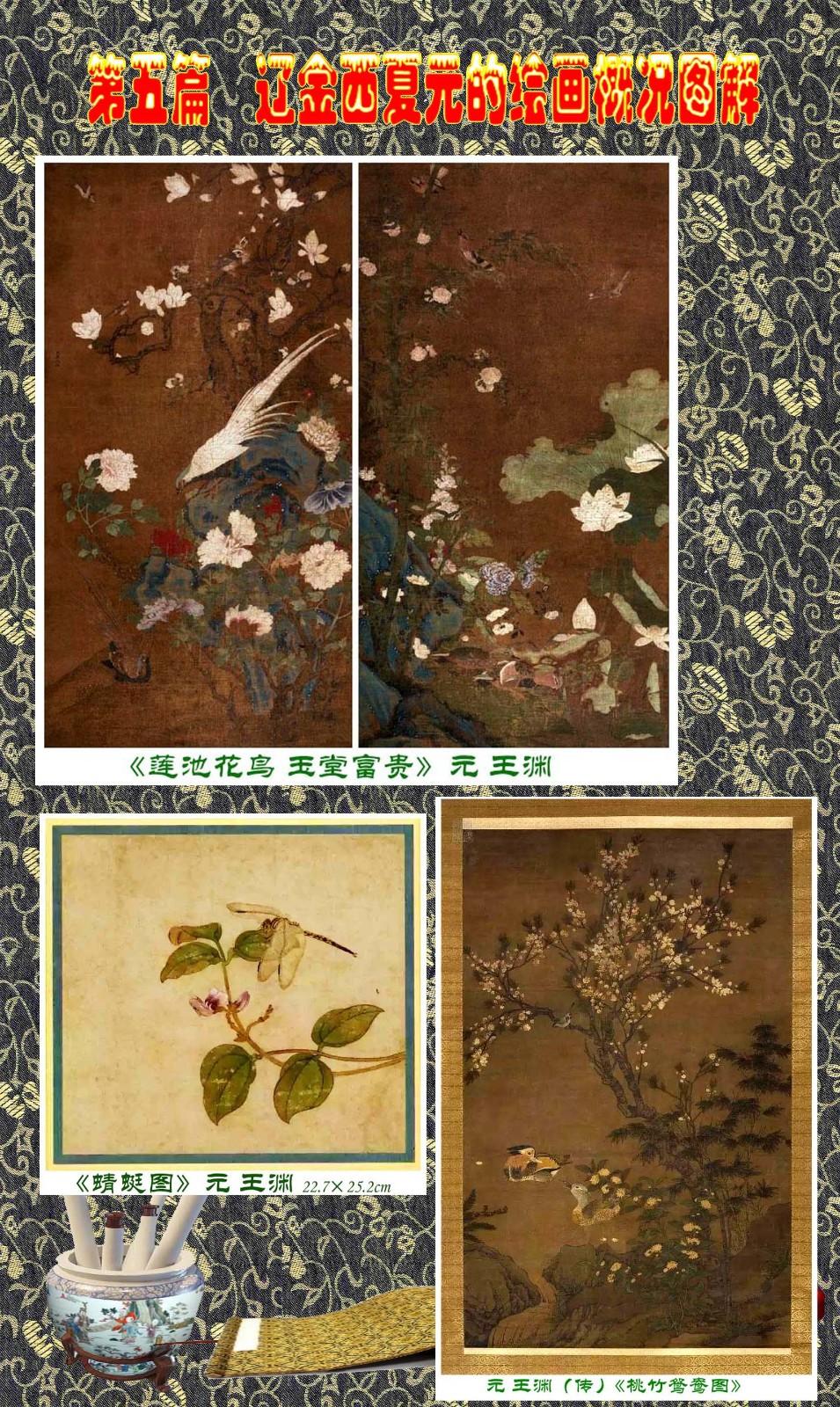 顾绍骅编辑 中国画知识普及版 第五篇 辽金西夏元的绘画概况 下 ... ..._图1-69