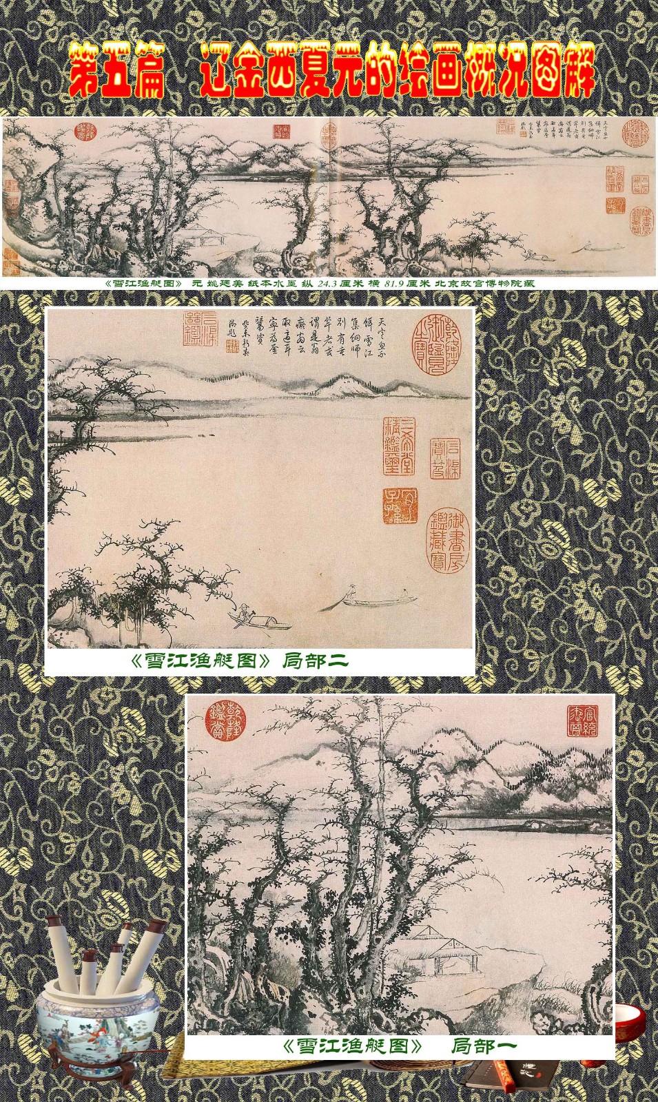 顾绍骅编辑 中国画知识普及版 第五篇 辽金西夏元的绘画概况 下 ... ..._图1-75