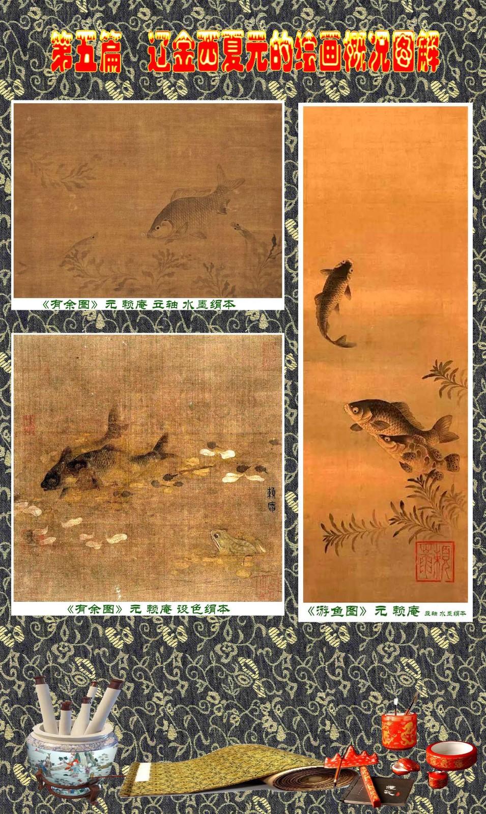 顾绍骅编辑 中国画知识普及版 第五篇 辽金西夏元的绘画概况 下 ... ..._图1-81