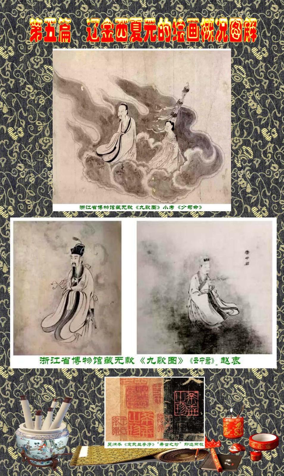 顾绍骅编辑 中国画知识普及版 第五篇 辽金西夏元的绘画概况 下 ... ..._图1-91