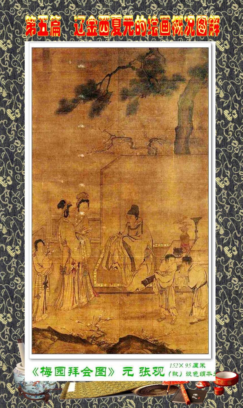 顾绍骅编辑 中国画知识普及版 第五篇 辽金西夏元的绘画概况 下 ... ..._图1-93
