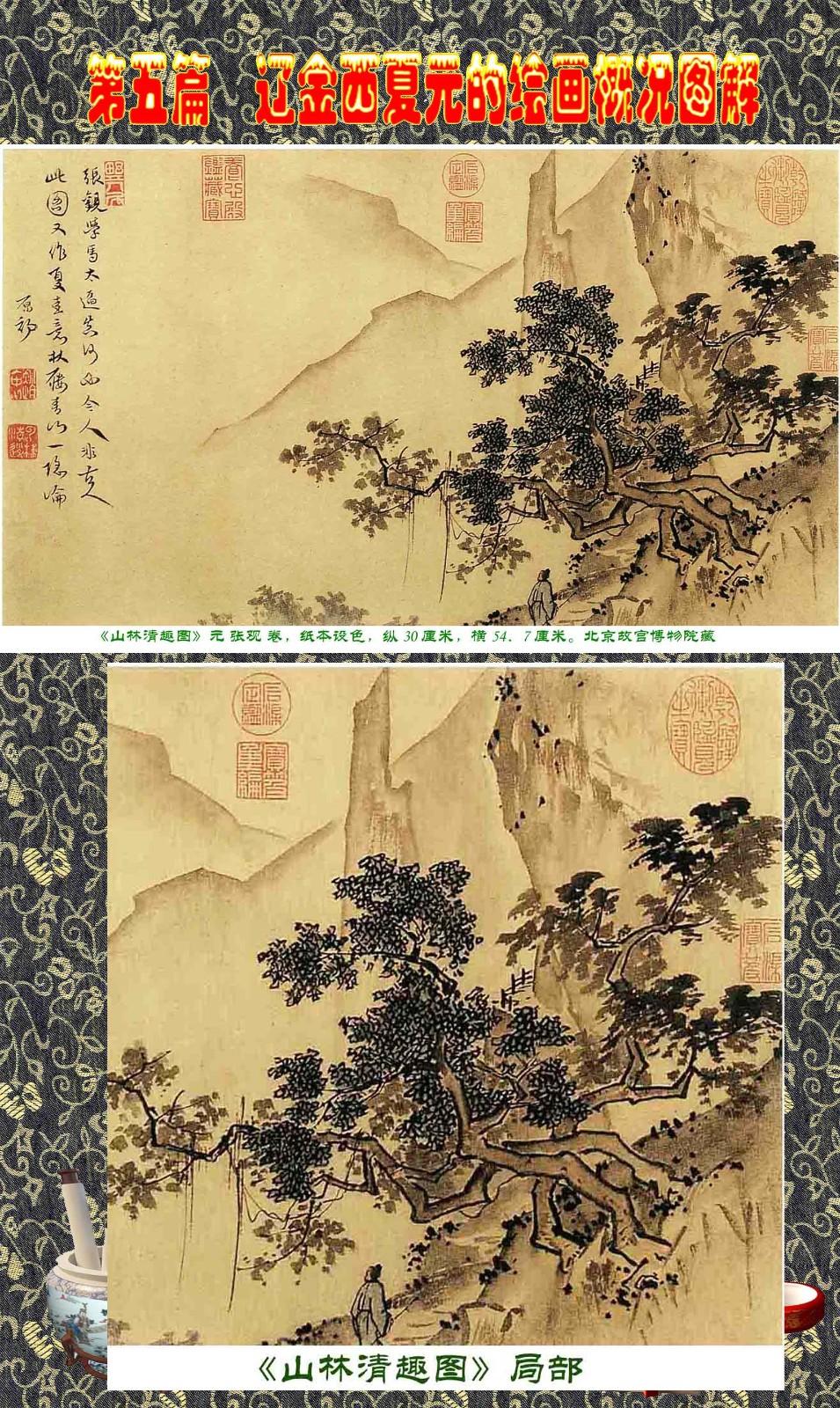 顾绍骅编辑 中国画知识普及版 第五篇 辽金西夏元的绘画概况 下 ... ..._图1-95