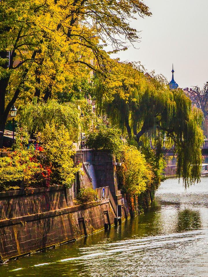 斯洛文尼亚首都卢布尔雅那(Ljubljana),城市风景_图1-7
