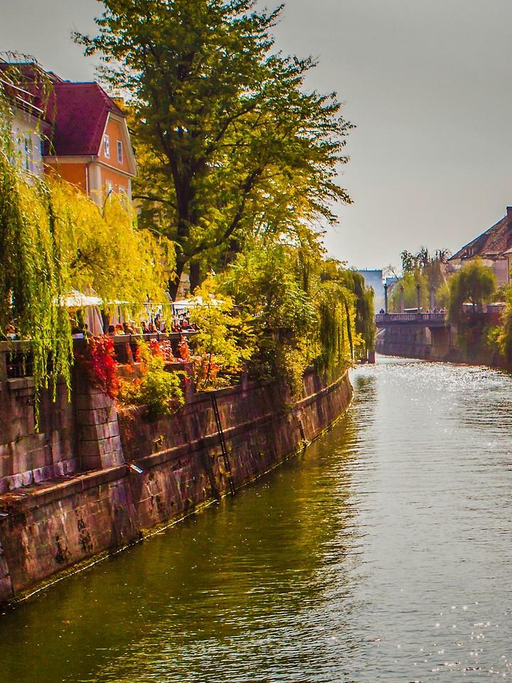 斯洛文尼亚首都卢布尔雅那(Ljubljana),城市风景_图1-14