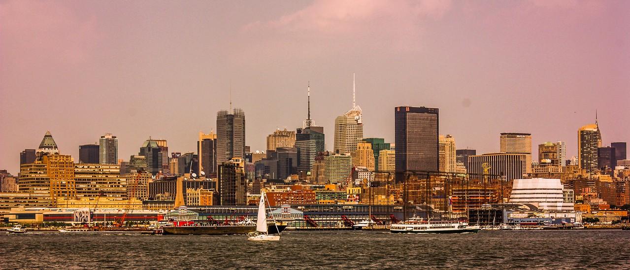纽约大都市,隔岸观景_图1-9