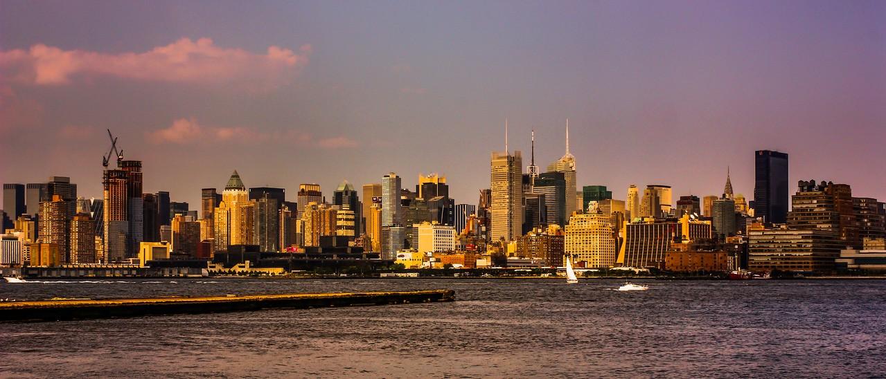 纽约大都市,隔岸观景_图1-10