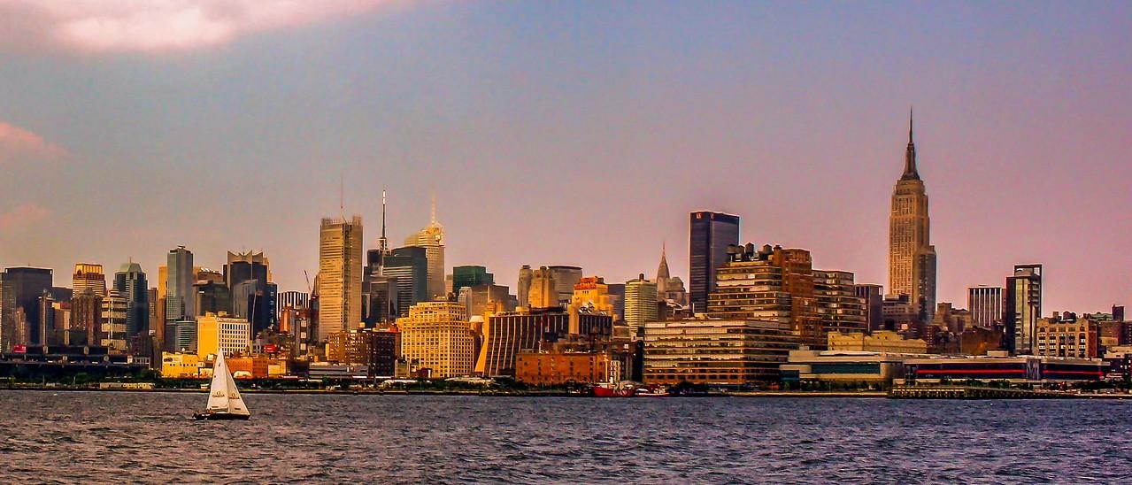 纽约大都市,隔岸观景_图1-11