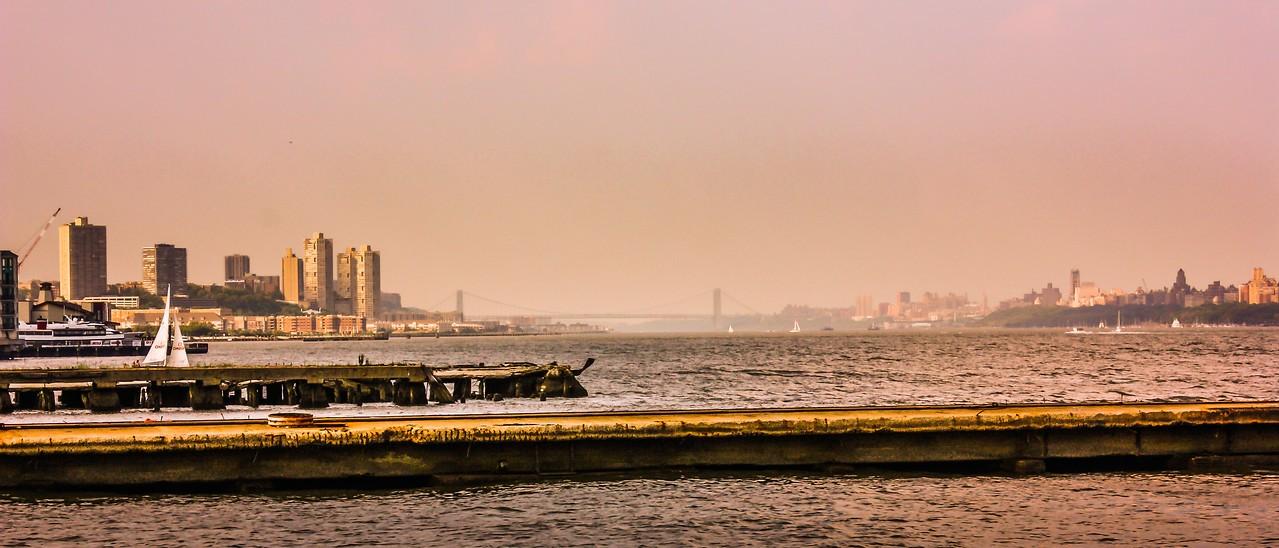 纽约大都市,隔岸观景_图1-5