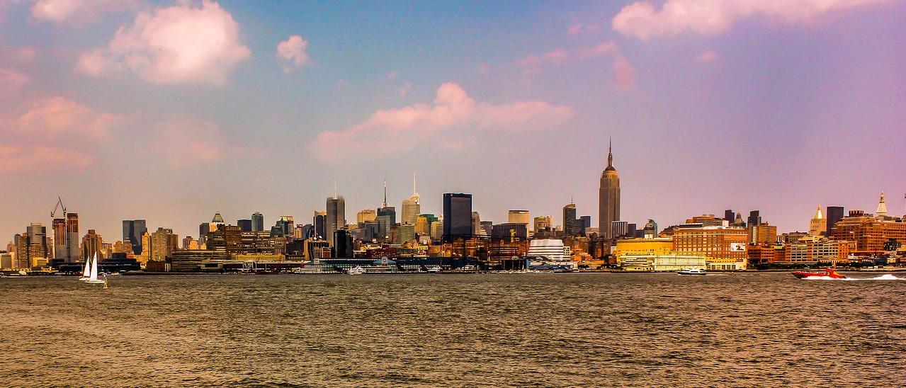 纽约大都市,隔岸观景_图1-6