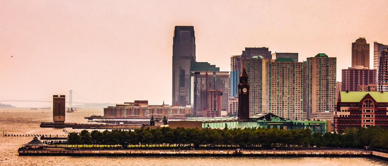 纽约大都市,隔岸观景_图1-2