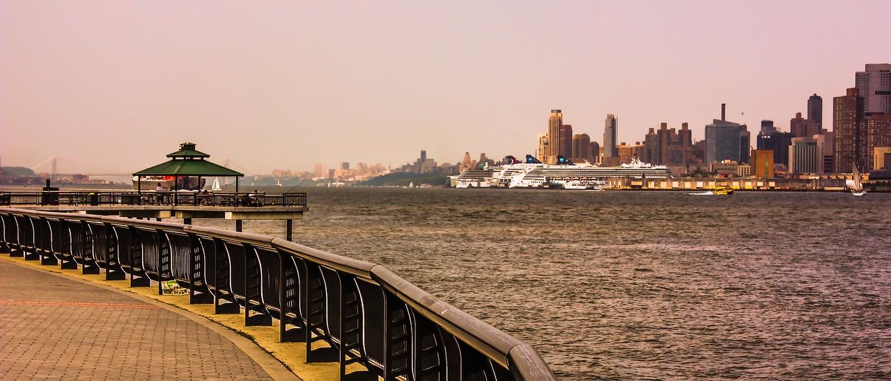 纽约大都市,隔岸观景_图1-13