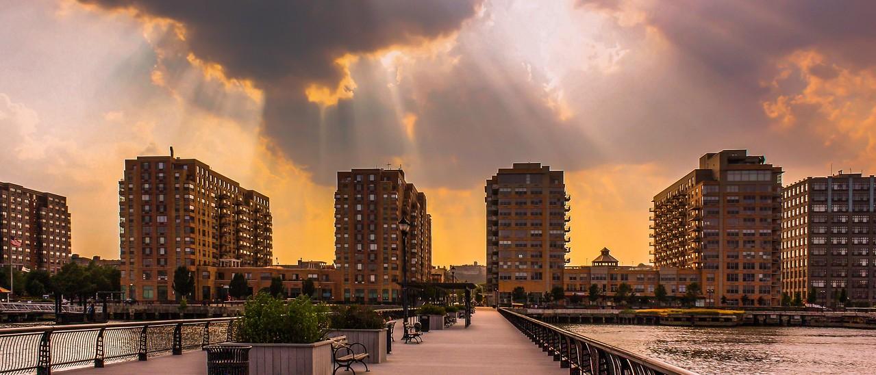 纽约大都市,隔岸观景_图1-14