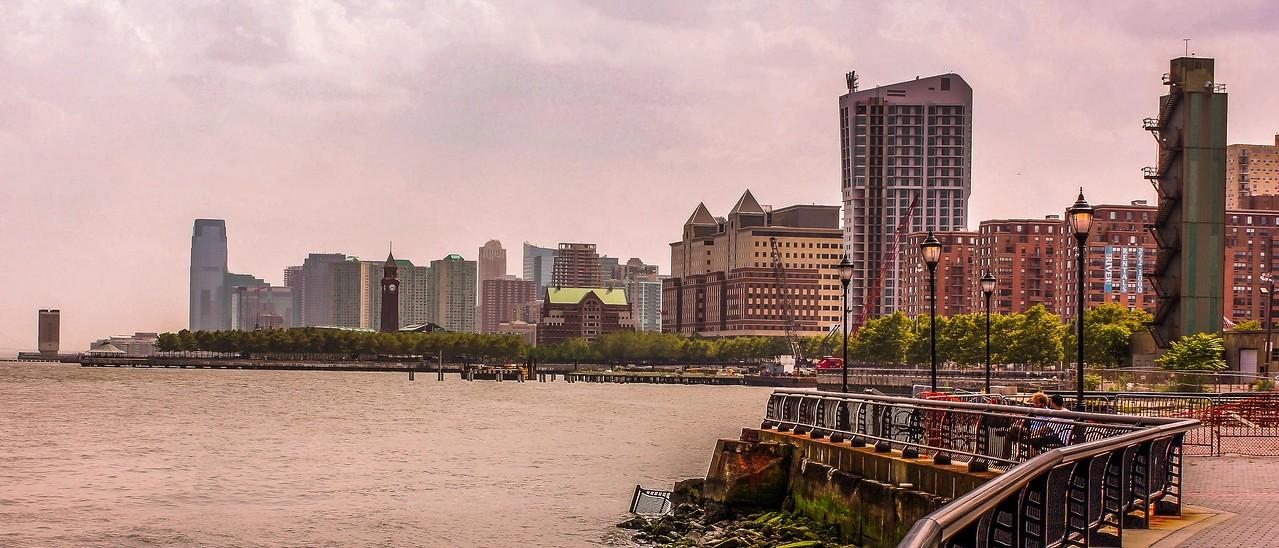 纽约大都市,隔岸观景_图1-15