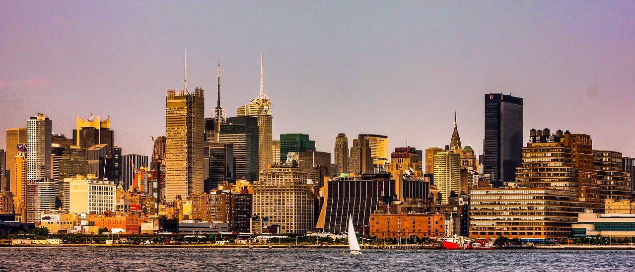 纽约大都市,隔岸观景_图1-16