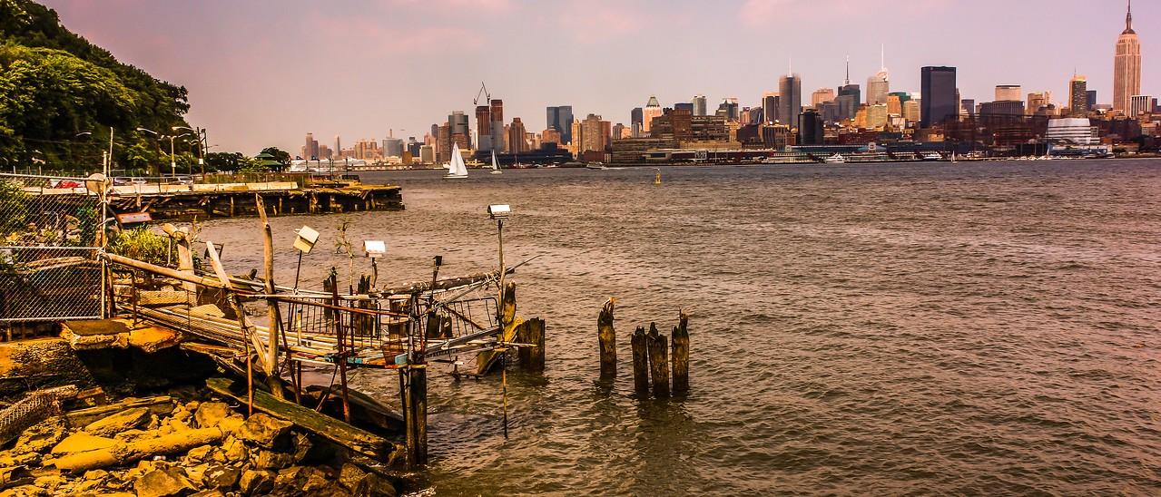 纽约大都市,隔岸观景_图1-20