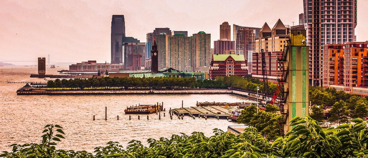 纽约大都市,隔岸观景_图1-19